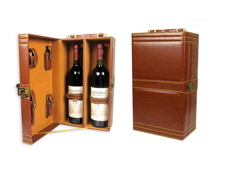 红酒皮盒3