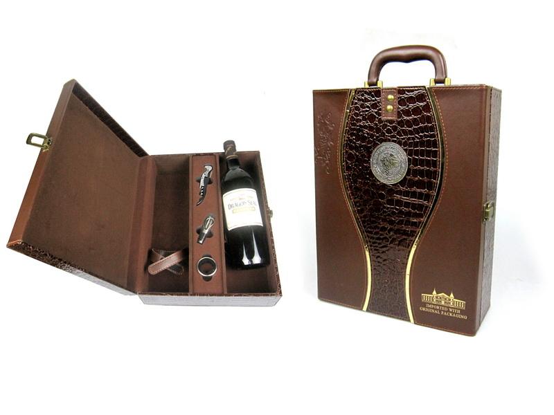 北京红酒皮盒8